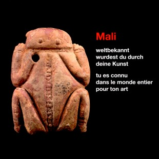 Mali, weltbekannt wurdest du durch deine Kunst