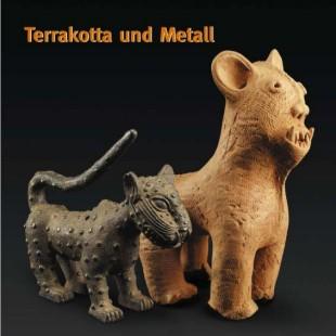 Terrakotta und Metall